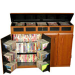 Cherry Top Load Cabinet 2362-42CH