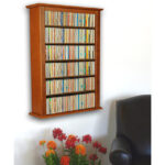 Cherry Single Wall Mount Cabinet 2421-42CH