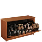 Cherry Single Shoe Cabinet 4220-42CH