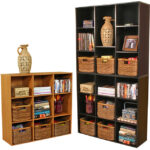 Project Center Bookcases