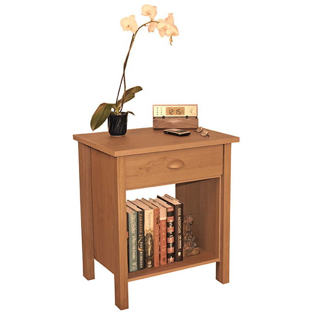 Oak Nouvelle Nightstand