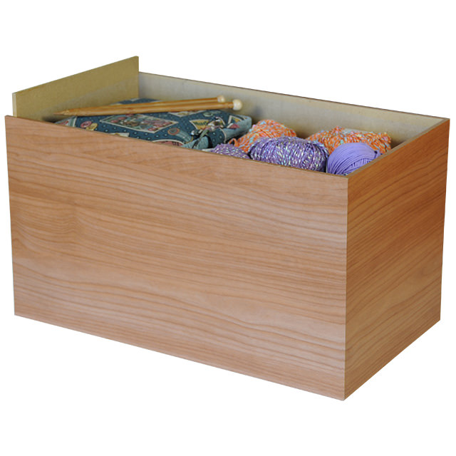 Oak Project Center Drawer