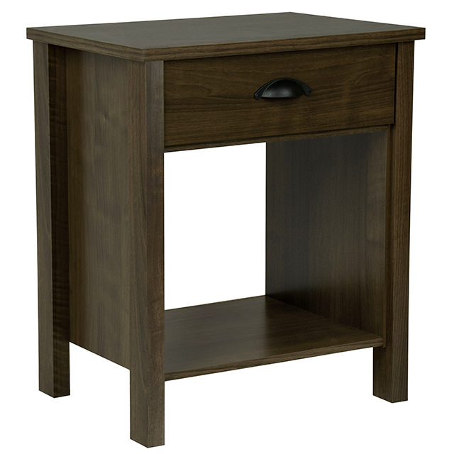 Walnut Nouvelle Nightstand